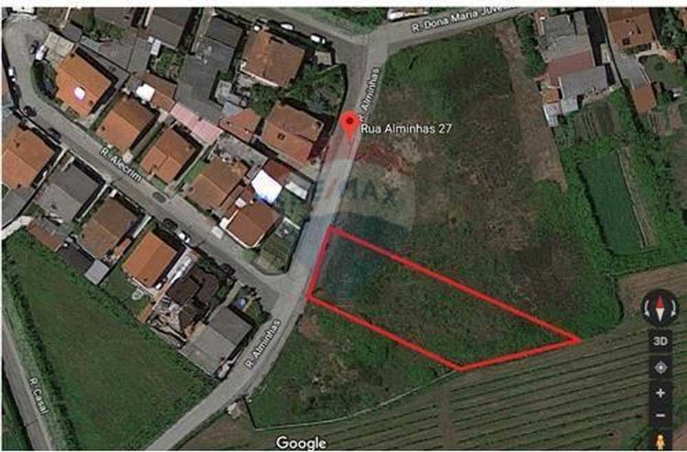 Burgães Santo Tirso terrain picture 104160