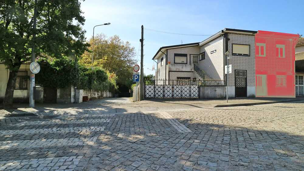 Corvo Corvo Haus Bild 108669