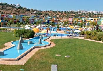 Parchal Lagoa (Algarve) apartamento foto