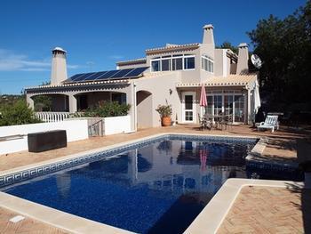 Lagoa Lagoa (Algarve) villa foto