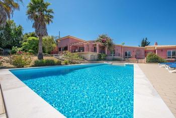 Ferragudo Lagoa (Algarve) villa picture