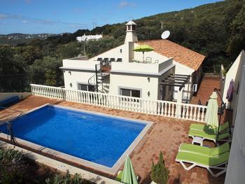 Mexilhoeira da Carregação Lagoa (Algarve) Villa Bild