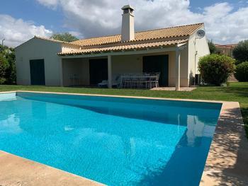 Carvoeiro Lagoa (Algarve) Villa Bild