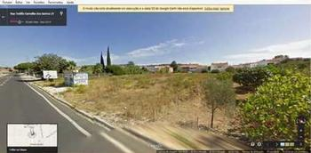 Parchal Lagoa (Algarve) terrain picture