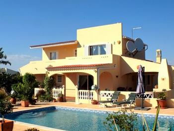 Ferragudo Lagoa (Algarve) Villa Bild