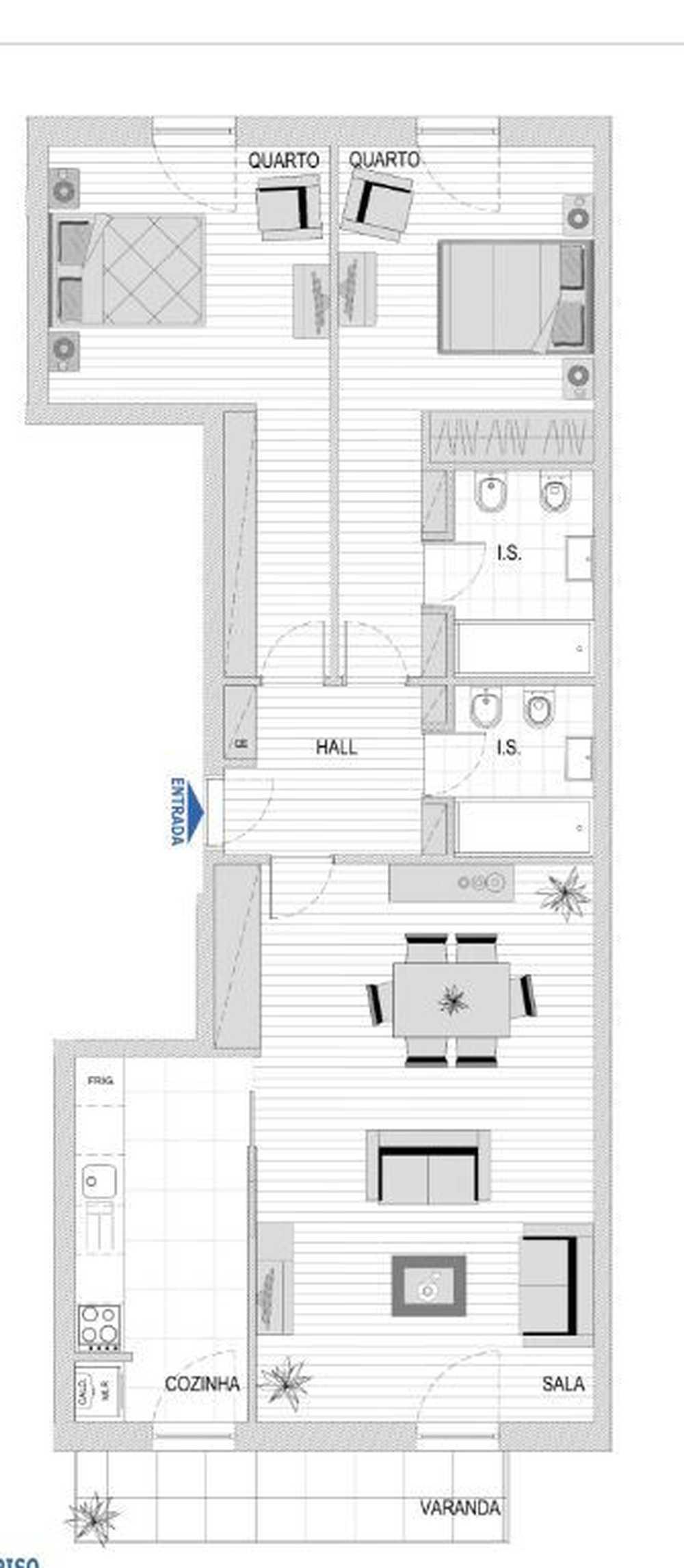 Matosinhos Matosinhos Apartment Bild 111236