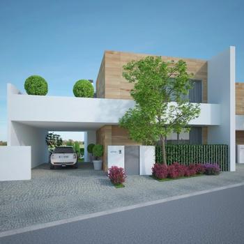 Parchal Lagoa (Algarve) huis foto