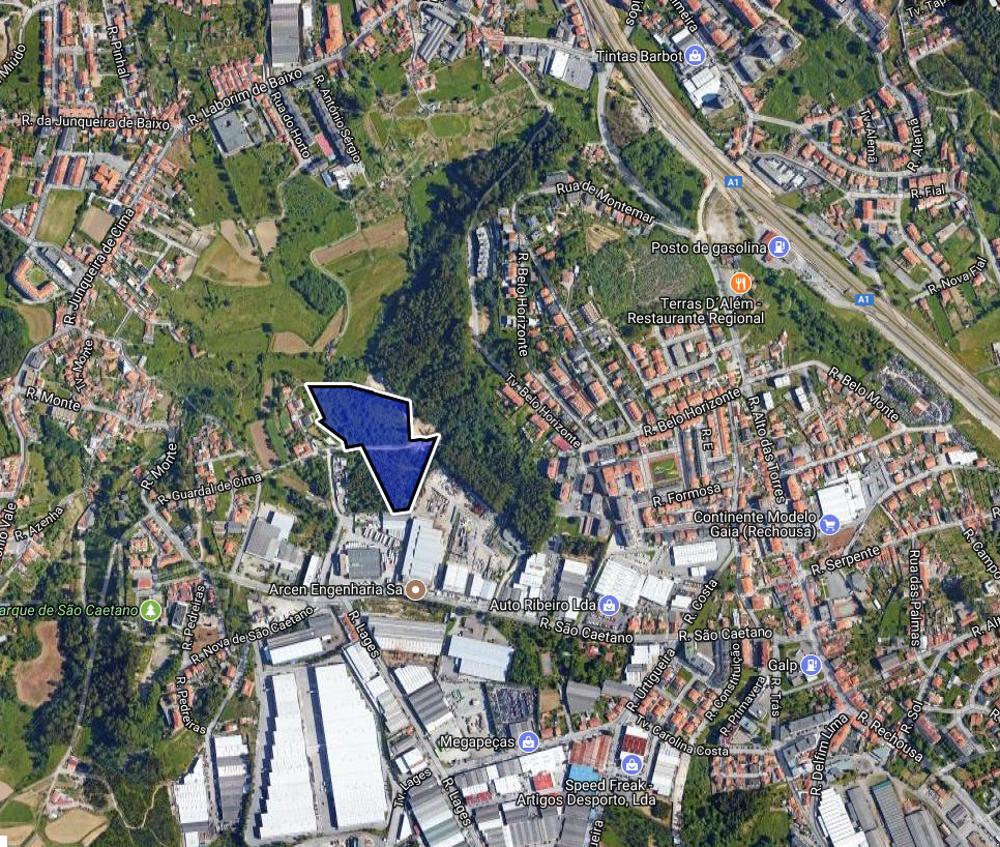 Canelas Penafiel Grundstück Bild 4860