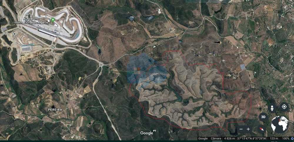 Mexilhoeira Grande Portimão terrain picture 55224