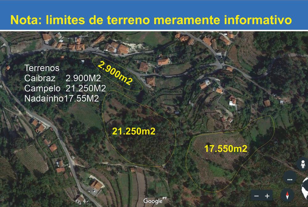 Temporão Monção terreno foto #request.properties.id#