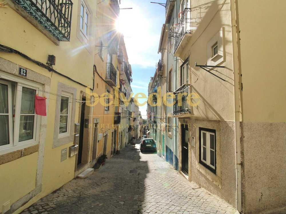 Lisboa Lisbon Apartment Bild 153627