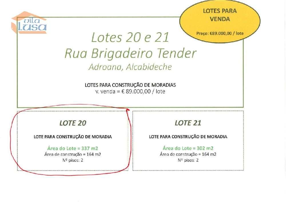 Alcabideche Cascais terreno foto #request.properties.id#