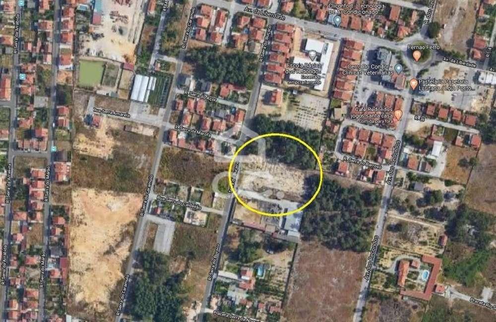 Fernão Ferro Seixal terreno foto #request.properties.id#