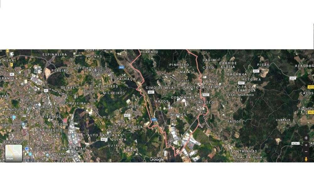 Sá Oliveira De Azeméis Grundstück Bild 139124