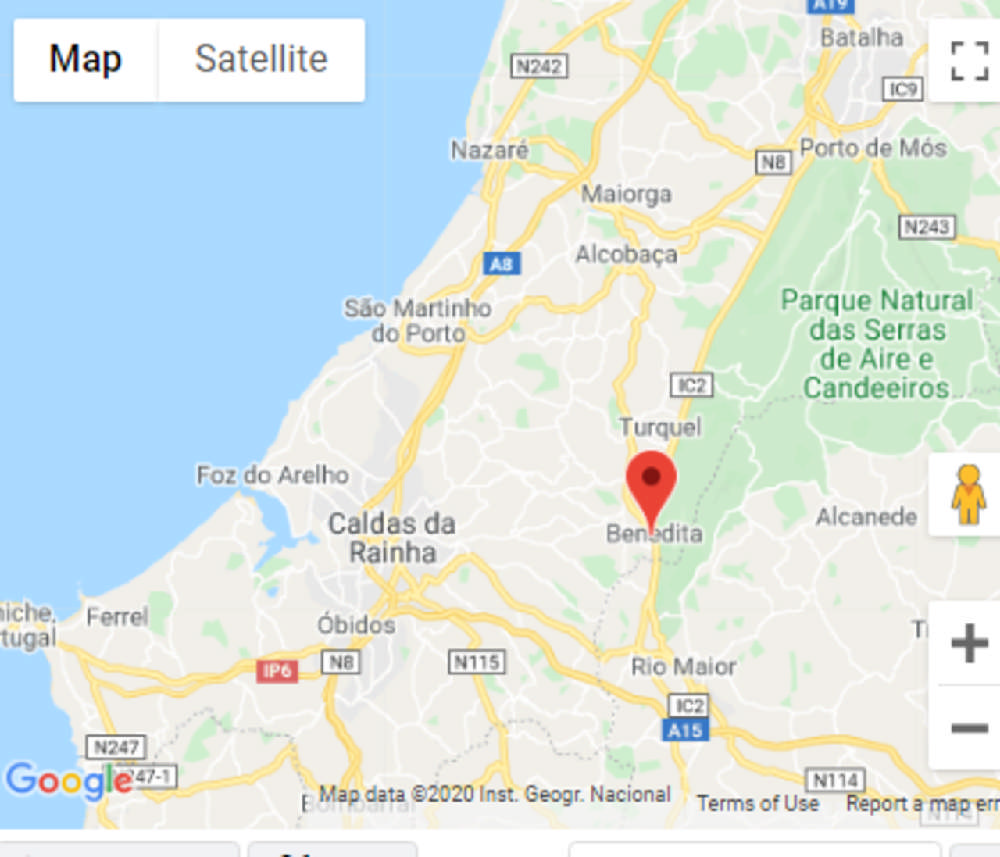 Benedita Alcobaça 土地 照片 #request.properties.id#