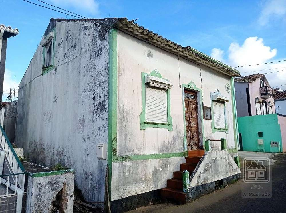 Agualva Praia Da Vitória Haus Bild 146059