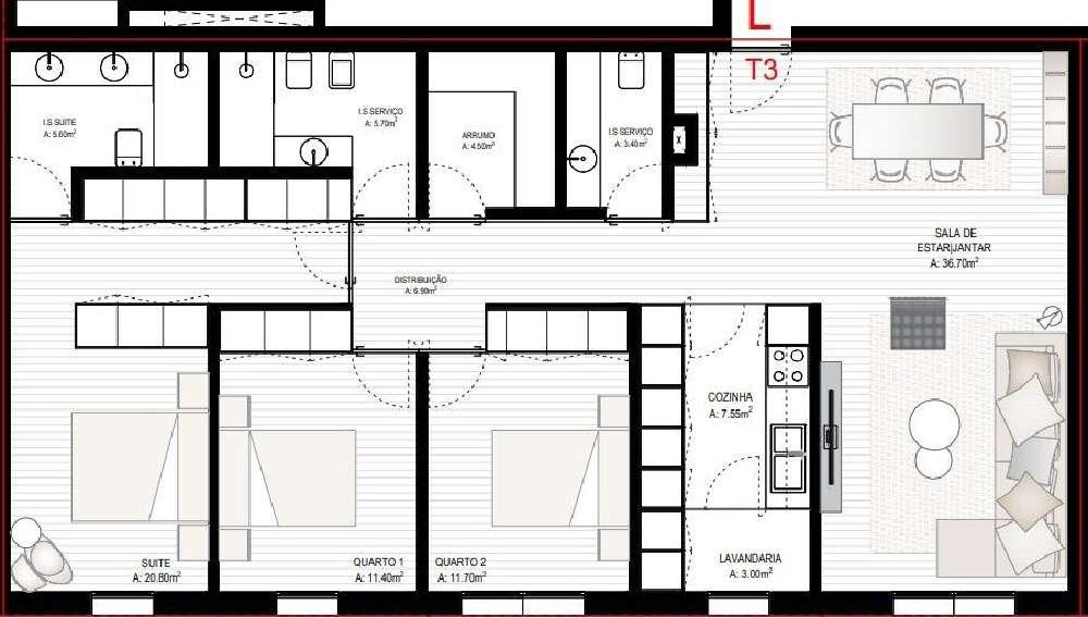 Lavra Matosinhos apartment picture 145938