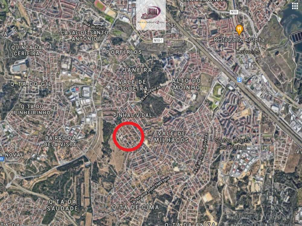 Almada Almada terrain picture 184315