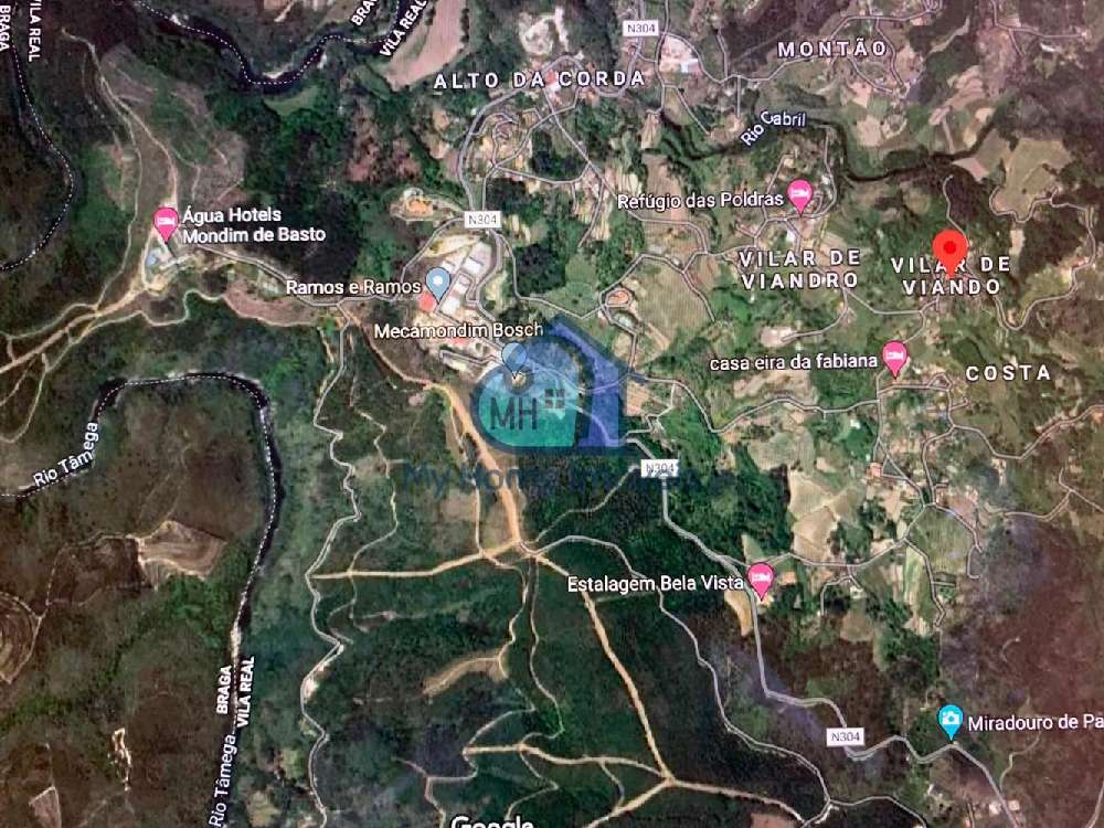 Mondim de Basto Mondim De Basto terrain picture 192543