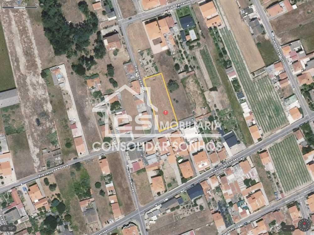 Gafanha da Nazaré Ílhavo 土地 照片 #request.properties.id#